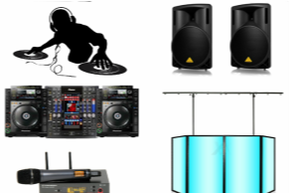 hire pa system london