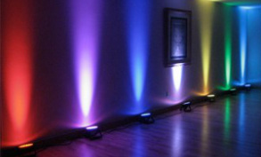 Uplighting hire london