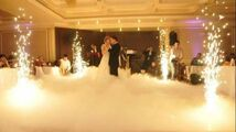 indoor fireworks hire london