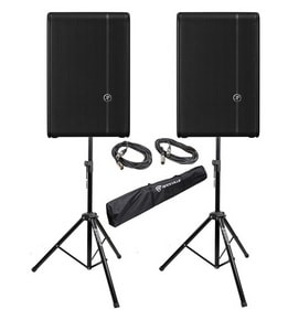 Mackie HD Ipod sound system hire